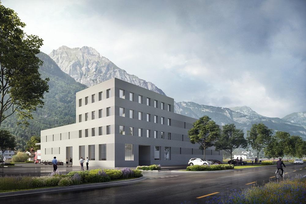 Industriegebäude Eyschachen/Werkmatt Altdorf