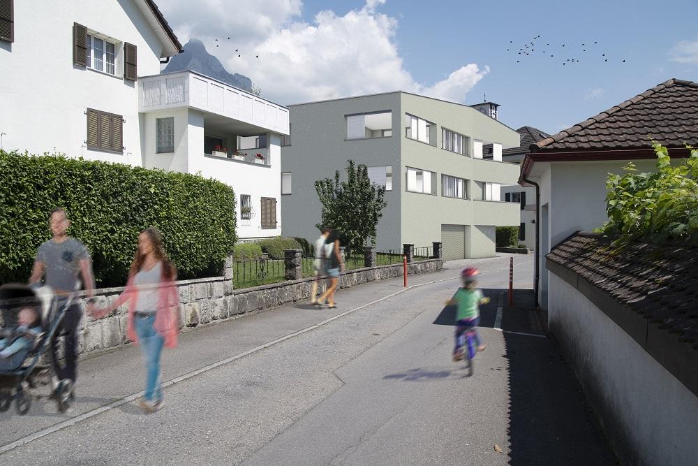 2 MFH Alte Gasse/Sternenmatt Seewen