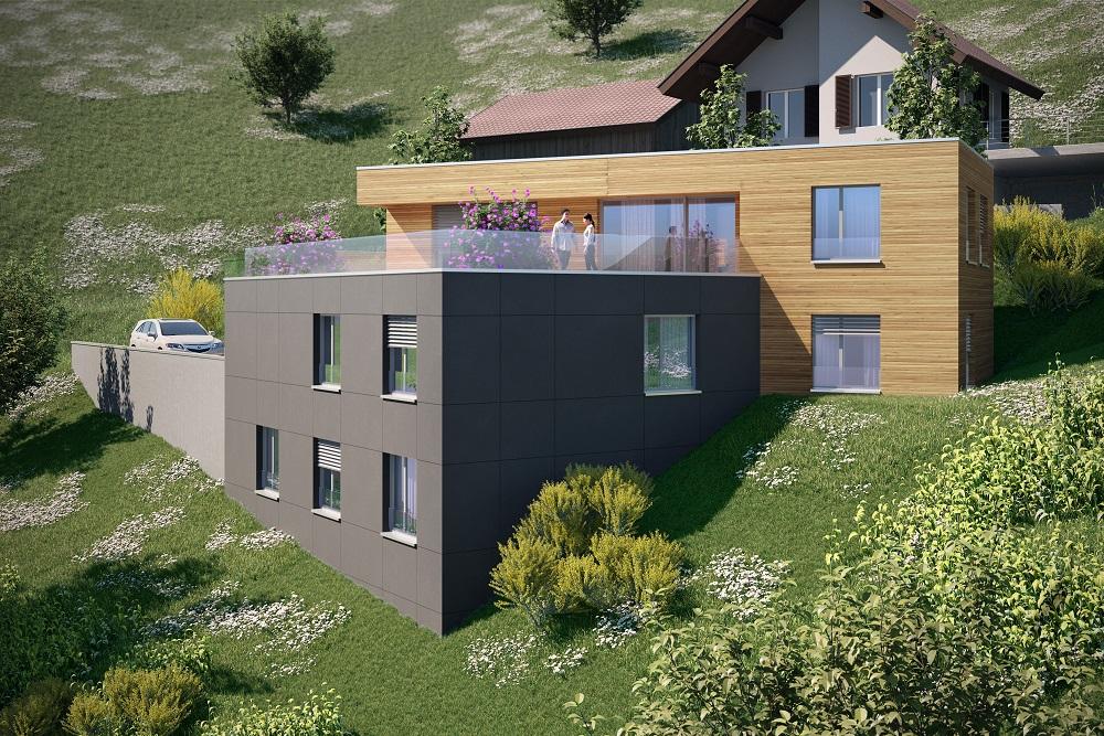 EFH Loostrasse Schwyz