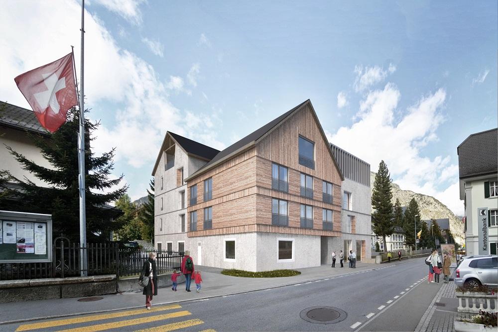Senioren- & Gesundheitszentrum Ursern Andermatt