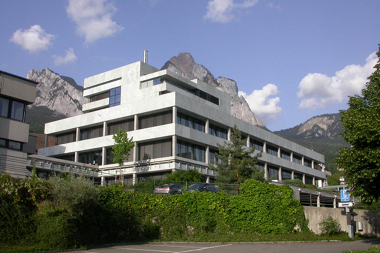 Schwyzer Kantonalbank Hauptsitz Schwyz