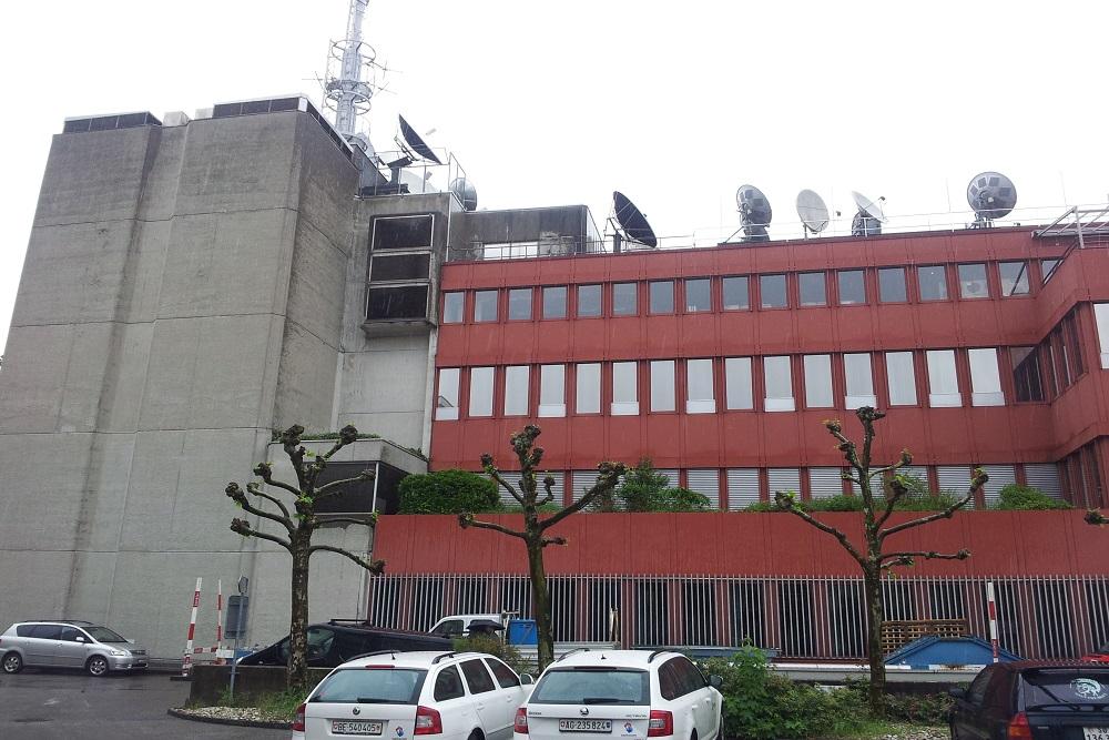 Rechenzentrum SCS-NAR Olten
