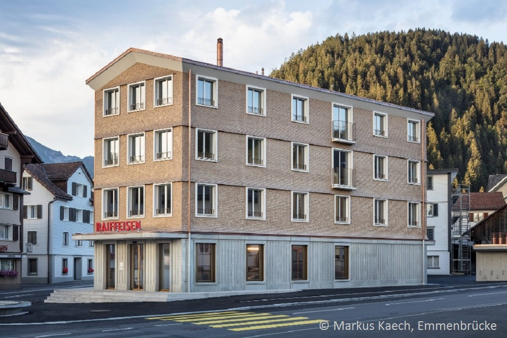 Raiffeisenbank Yberg Unteriberg