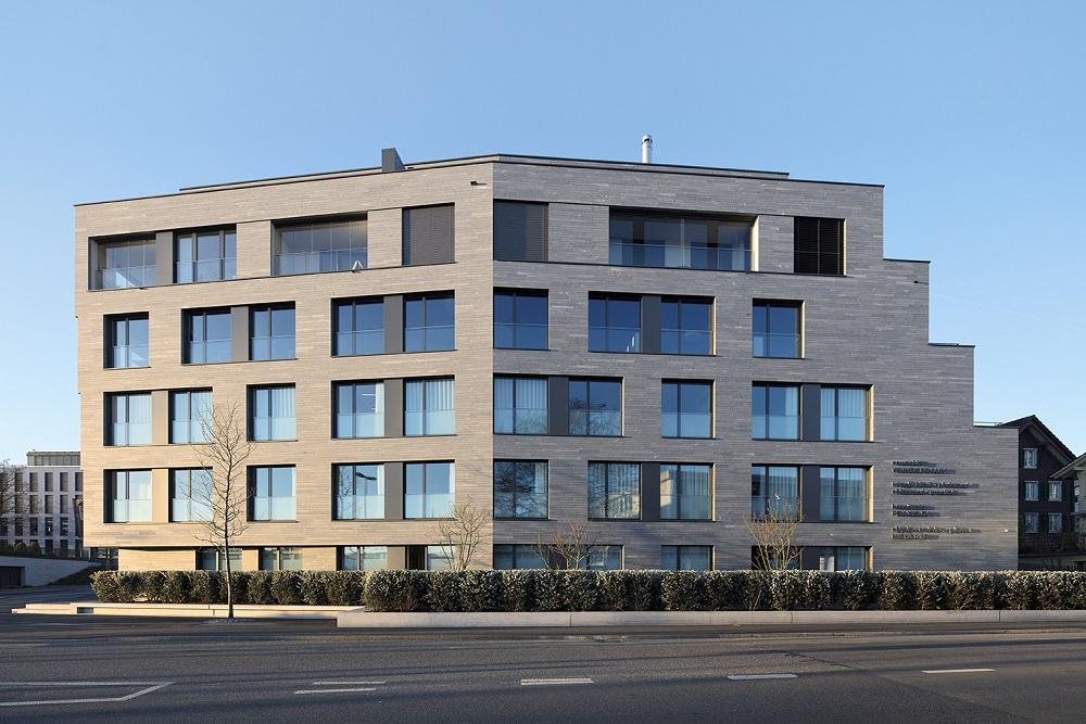 Wohn-/Geschäftshaus Churerstrasse Pfäffikon