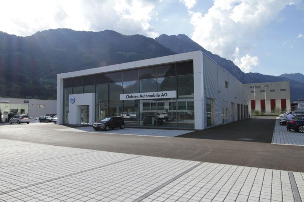 VW Garage Christen Schattdorf