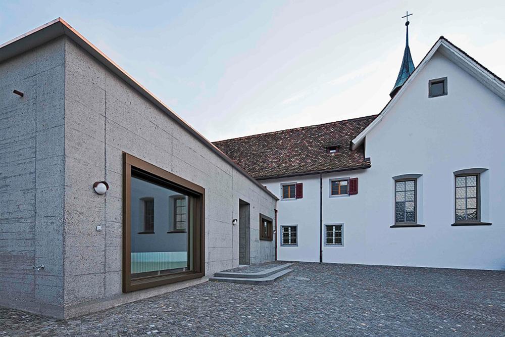 Kloster St. Avgin Arth