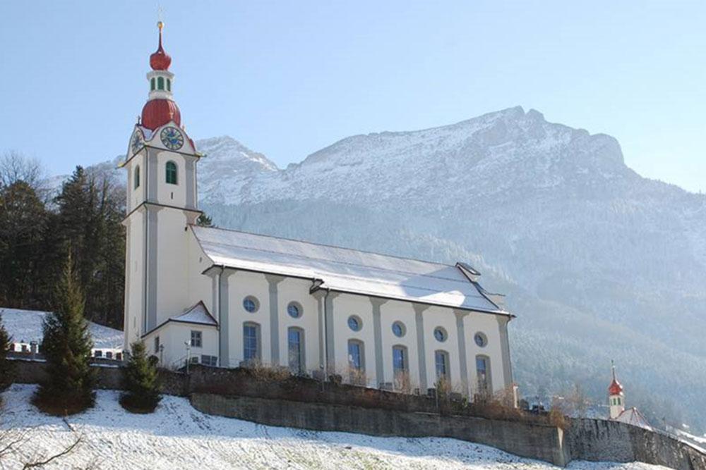 Pfarrkirche Maria Himmelfahrt Schattdorf