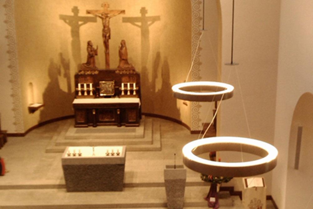 Pfarrkirche St. Franziskus Wetzikon