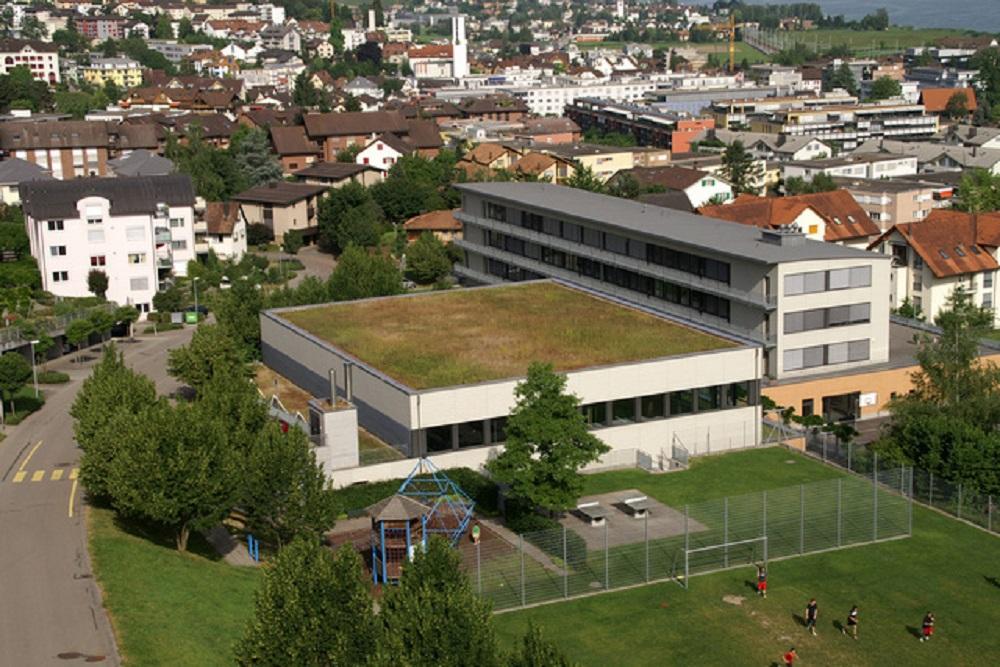Berufsschule Steg Pfäffikon