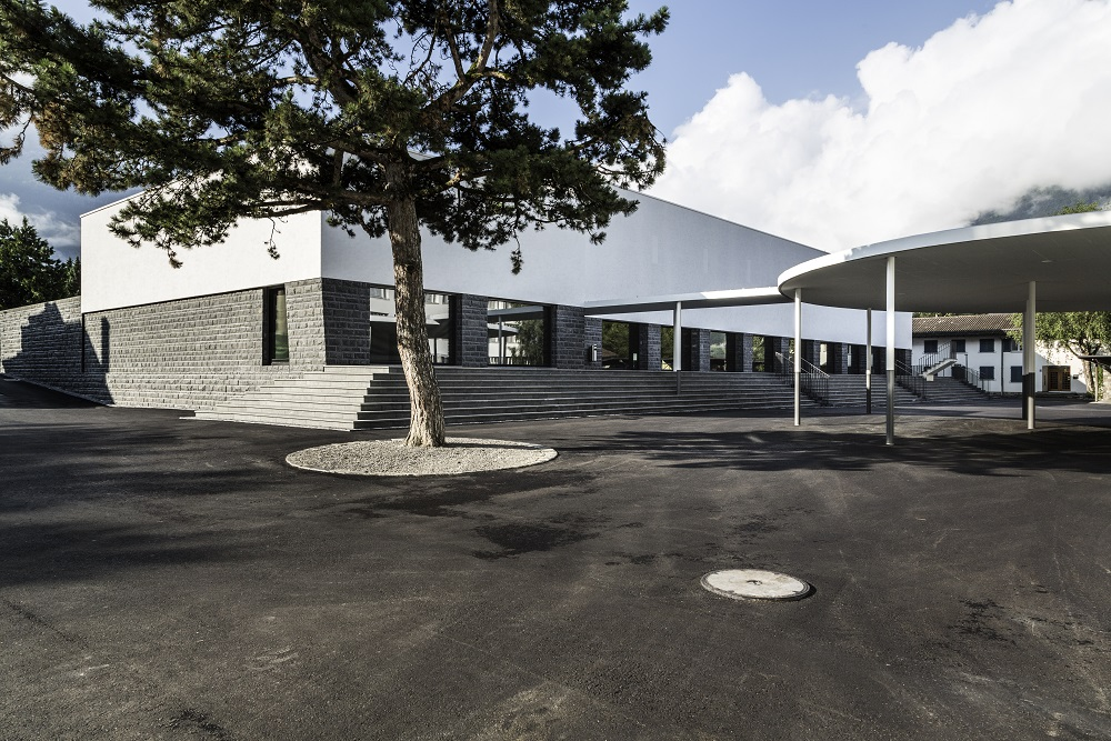 Turnhalle und Aula Hagen Altdorf