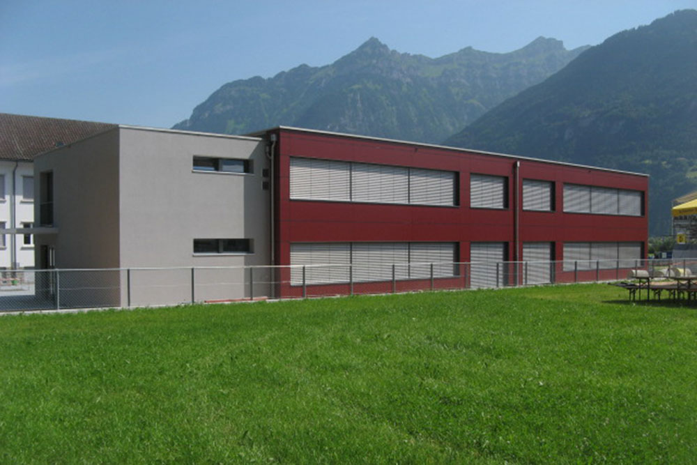 Kreisprimarschule Seedorf-Bauen