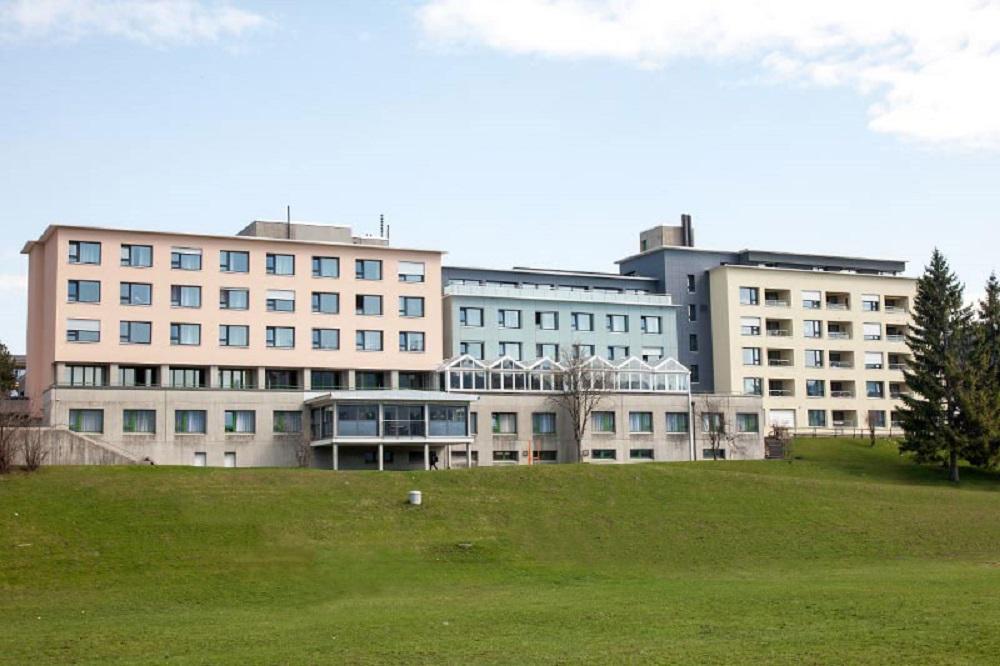 Alters- und Pflegeheim Gerbe Einsiedeln