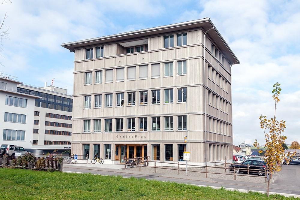 MedicoPlus Ärztezentrum Einsiedeln