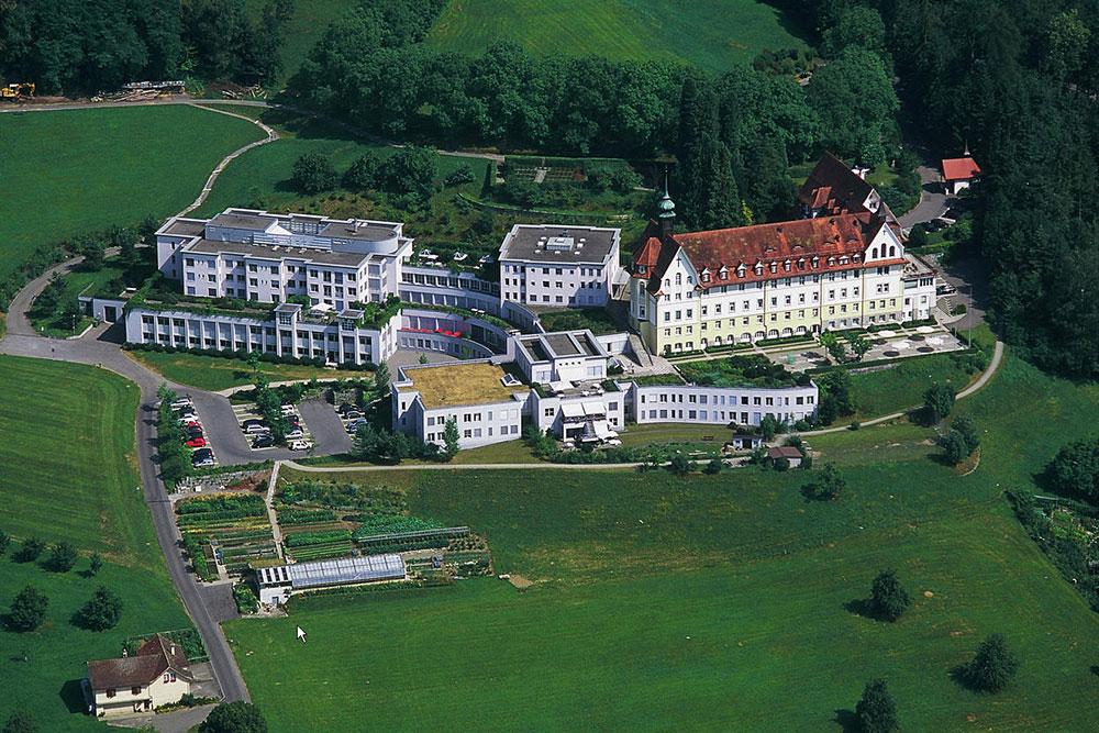 Psychiatrische Klinik Zugersee Oberwil