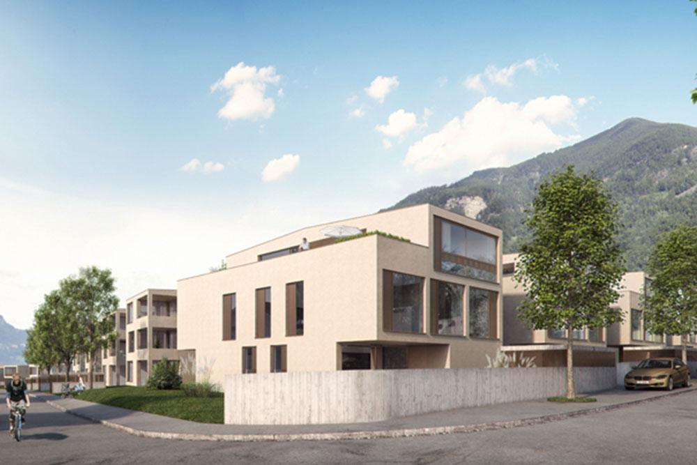 Überbauung Allenwinden Altdorf